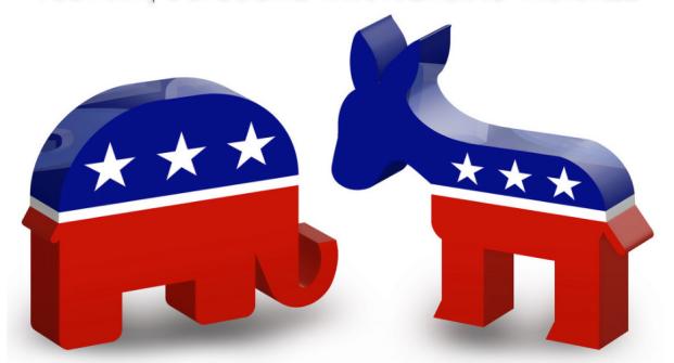 Republicians vs Democrats